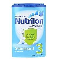 【跨境自营】 Nutrilon 荷兰牛栏奶粉 3段 (10-12个月) 800g/罐(原装进口 保税区发货) 包邮包税