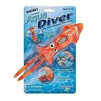 PlayMonster Aqua Diver - 比赛闹钟泳池游戏