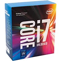 Intel 英特尔 第七代Intel Core 桌面处理器 i7-7700K(BX80677I77700K)