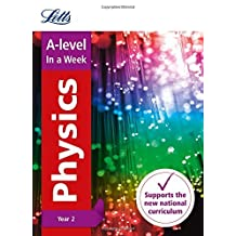 Letts A-level Revision Success – A-level Physics Year 2 In a Week (English Edition)