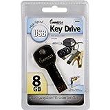 Impecca SDK801K 4gb 不锈钢闪光钥匙