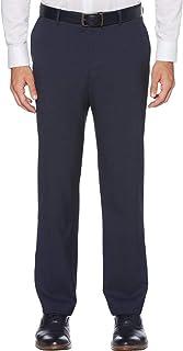 Perry Ellis Portfolio 男式羊毛混纺高性能弹力正装裤