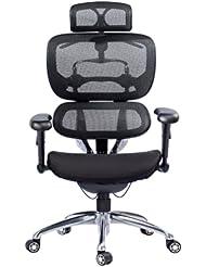 中国亚马逊: 心家宜 M-808 金耀人体工学舒压椅 ¥1899