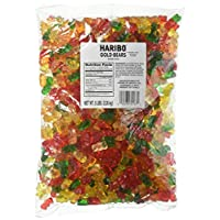Haribo 小熊软糖,5磅(2.26kg)