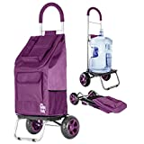 Trolley Dolly Purple