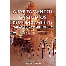 Apartamentos y estudios de un solo ambiente (Spanish Edition)