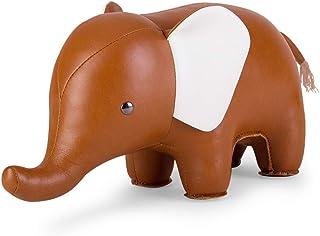 züúny Zuny,经典系列书架棕褐色,办公室装饰 - 大象
