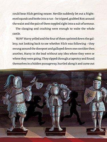 用铲的人缩略图像 - Harry Potter and the Philosopher's Stone: Illustrated [Kindle in Motion] (Illustrated Harry Potter Book 1) (English Edition) 对应 3
