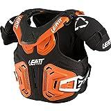 Leatt Fusion Vest 2.0 青年 男孩 Motox 摩托车护甲 XX-L 橙色 1018010023