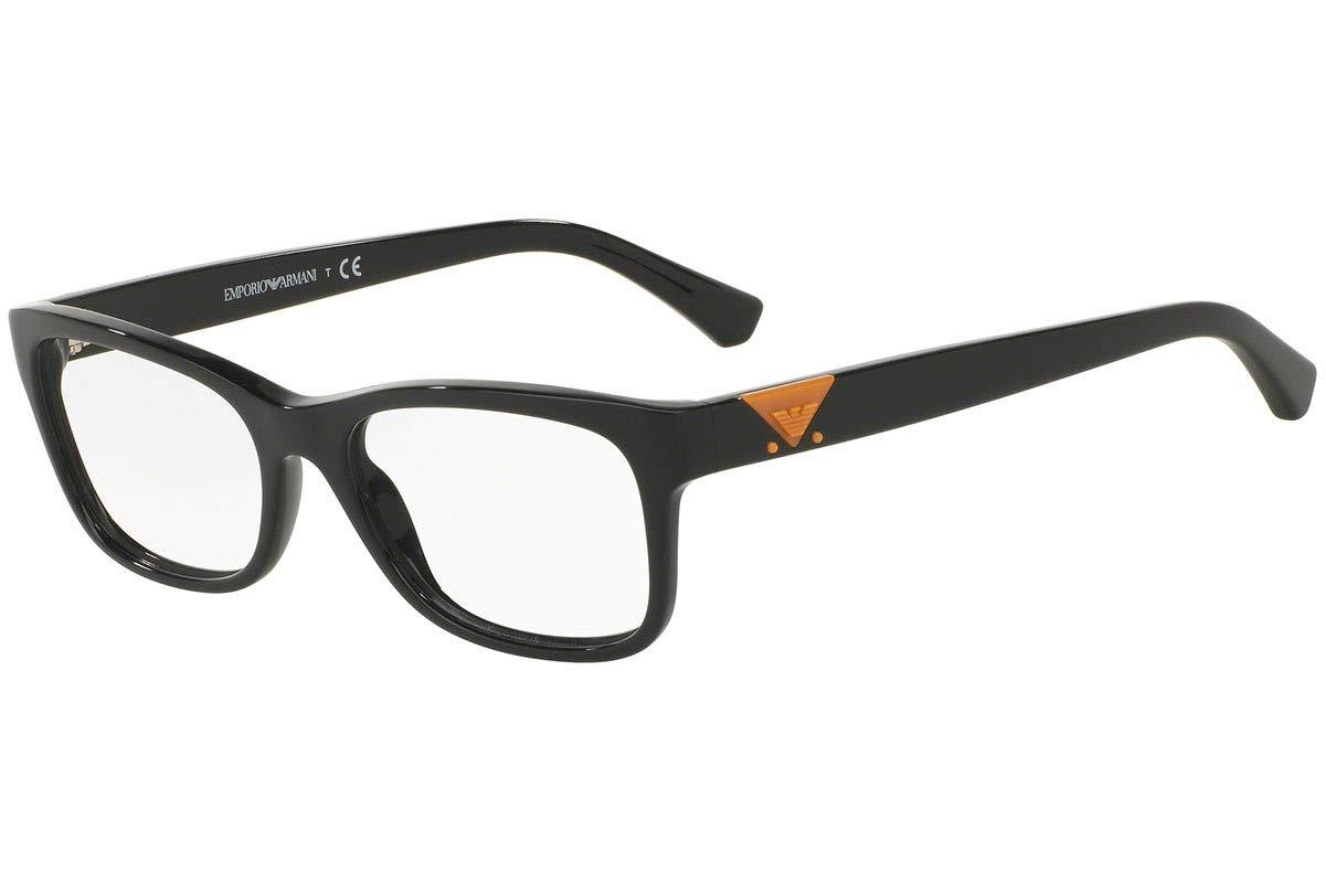 Emporio Armani EA3093 眼镜 51-17-140 亮黑色 5017 EA 3093
