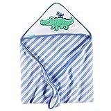 Carter ' s 婴儿连帽浴巾 Alligator