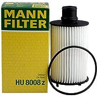 MANNFILTER 曼牌 HU8008z 机油滤清器 F-Type3.0 XF3.0 发现45.0 揽胜运动版5.0/