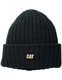 Caterpillar男士 罗纹冬帽