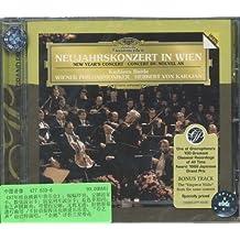 进口CD:1987年维也纳新年音乐会(477 633-6)(CD)