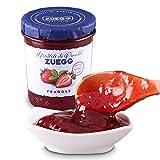 ZUEGG嘉丽牌草莓果酱320g(德国进口)水果含量高达50%