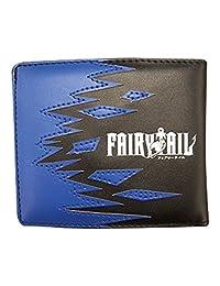 Fairy Tail 灰色钱包 标准 Charcoal,royal Blue