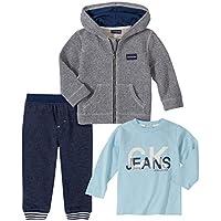 Calvin Klein 男宝宝外套裤子 3 件套