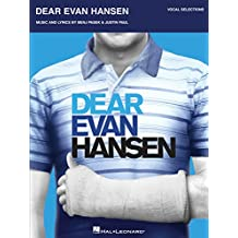 Dear Evan Hansen Songbook: Vocal Selections (English Edition)