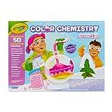 Crayola 儿童北极彩色化学套装,蒸汽/干杆活动,教育玩具,适合 7 岁、8 岁、9 岁、10 岁