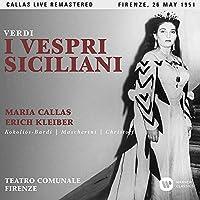 进口CD:威尔第:《西西里晚祷》-卡拉斯&可可里奥斯-巴迪&马谢里尼 Verdi: I Vespri Siciliani (Firenze, 26/05/1951)(3CD)95844516 [CD] 卡拉斯; 可可里奥斯-巴迪; 马谢里尼、 威尔第