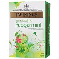Twinings川宁果味茶包 沁心薄荷叶(2g*20)40g(英国进口)