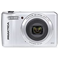 Praktica Luxmedia Z212 Digital Compact Camera - Silver
