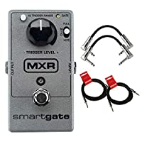MXR M-135 智能门噪音门踏板,配有 4 根免费电缆!