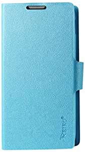 Reiko Magnetic closure FITTING CASE LG OPTIMUS F6 BLUE - Carrying Case - Retail Packaging - Blue