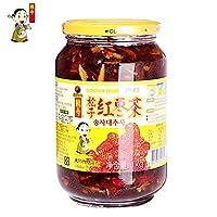 韩今(韩国) 蜂蜜松子红枣茶1kg(韩国进口)(亚马逊自营商品, 由供应商配送)