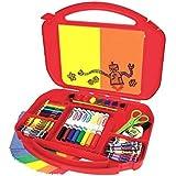 Crayola 绘儿乐 小艺术家绘画工具箱 04-5674(包装颜色随机)