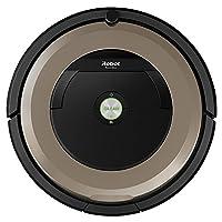 iRobot 艾罗伯特 Roomba 891 扫地机器人 吸尘器 wifi互联 5倍清洁吸力 防缠绕滚轴吸取器(好评晒单送价值399元配件虚拟墙,邮件至amazon@covinda.com领取赠品)