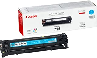 Canon 1977B002 716 墨粉盒 1,500 页 Canon 1979B002 716 Tonerkartusche 1500 seiten 青色