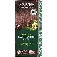 LOGONA 諾格娜 天然化妝品 植物*粉 2 x 100 gr