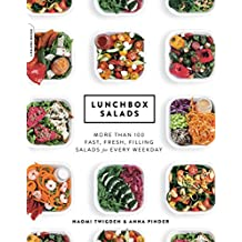 Lunchbox Salads: More than 100 Fast, Fresh, Filling Salads for Every Weekday (English Edition)
