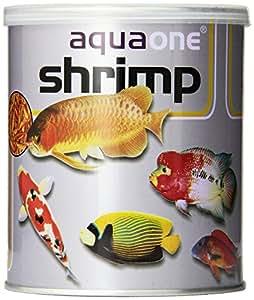 aquaone爱可旺干虾85g(罗汉鹦鹉龙鱼地图鱼食饲料龟粮)
