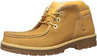 Timberland 男士 Newtonbrook Moc Toe 马靴