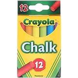 Crayola 绘儿乐 6色彩色粉笔12支装 51-0816