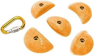 ETCH 卷发器套装 E 攀岩夹 橙色 ET00013