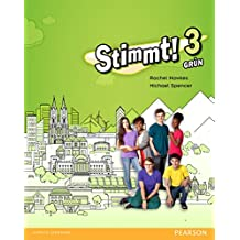 Stimmt! 3 Grun Pupil Book (English Edition)
