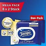 Tempo 德宝 温和保湿 湿厕纸 超大包装 16 包 × 每包 42 张纸