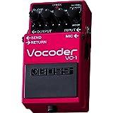 BOSS VO-1 Vocoder 效果踏板