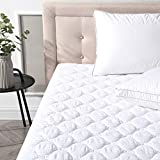 Classic Brands Defend-A-Bed Deluxe Quilted Waterproof Mattress Protector, King Size