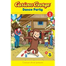 Curious George Dance Party CGTV Reader (English Edition)