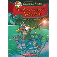 The Amazing Voyage: The Third Adventure in the Kingdom of Fantasy
