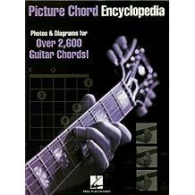 Picture Chord Encyclopedia: Photos & Diagrams for 2,600 Guitar Chords! (English Edition)