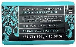 Asquith & Somerset 摩洛哥坚果油*净化肥皂