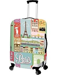 primeware 旅行行李保护膜 suitcase 可水洗覆盖高弹性