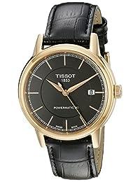 TISSOT 天梭 瑞士品牌  卡森系列机械手表 男士碗表  T085.407.36.061.00