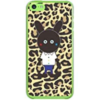 Second Black Panther 豹纹(透明) Design by Moisture / For Iphone 5 °C / docomo dapi5 °C 21/au Y410