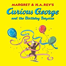 Curious George and the Birthday Surprise (English Edition)